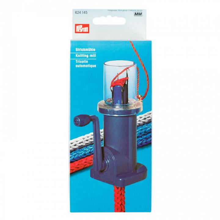 Tricotin Prym Mini Azul Escuro - 624145