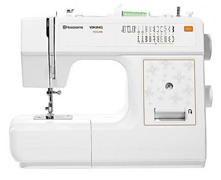 Máquina de costura Husqvarna VIKING HCLASS E10