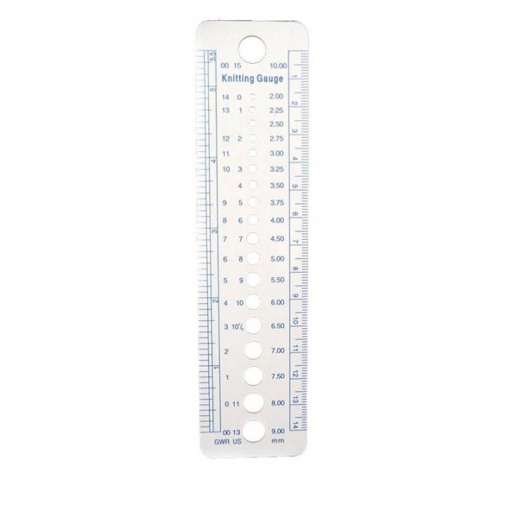 Medidor de espessura das agulhas 0022