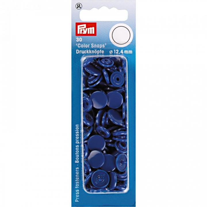 Molas de Pressão Prym - Azulão (393116)