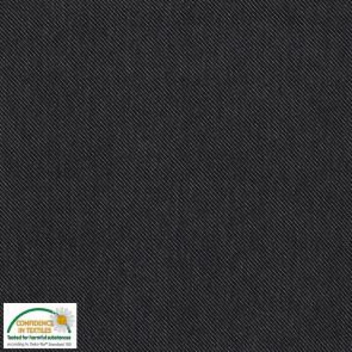 Tecido Malha Jersey Avalana Cinza Escuro Mesclado