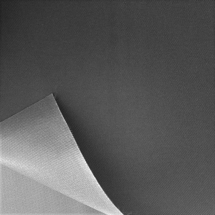 Tecido Nylon Plastificado preto largura 147cm 454201