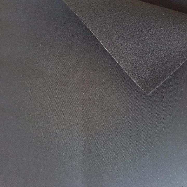 Tecido SoftShell - Preto