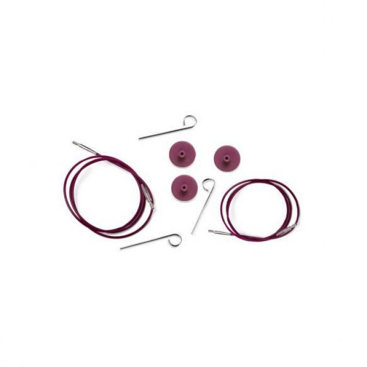 Cabos para agulhas Intercambiáveis 60cm KnitPro K10501