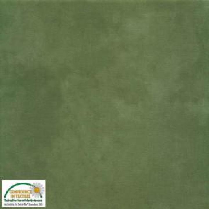 Tecido 100 % algodão DeppFor Quilters Shadow verde