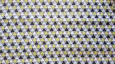 Tecido Plastificado LG8744002 Kobon - Triângulos
