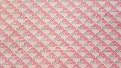 Tecido Plastificado LG8757002 Sunrise Rosa