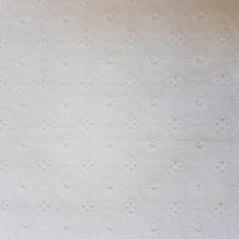 Bordado Inglês 100% Algodão S082-60764 Círculos em Flor