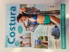 Revista Técnica Especial Costura - JUN 2016