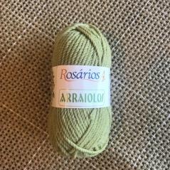 Fio Arraiolos cor 644 - Verde seco