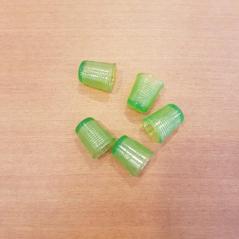 Dedal em silicone - tamanho M
