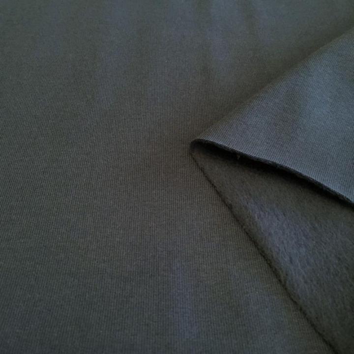 Tecido Malha Jersey Avalana Sweat Azul escuro