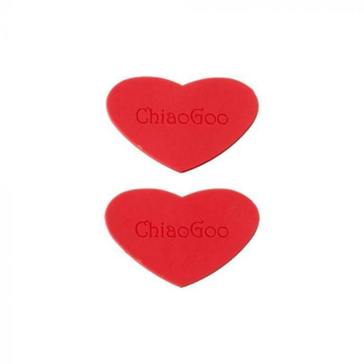 Garras de borracha para agulhas intercambiáveis - ChiaoGoo (CG2599)