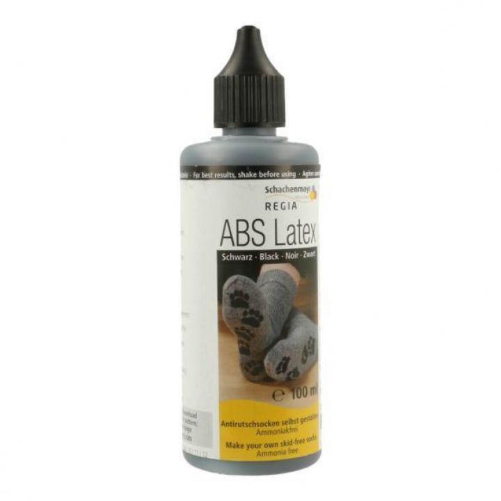 ABS Latex 001 Preto