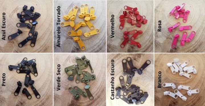Cursores para Fechos - várias cores