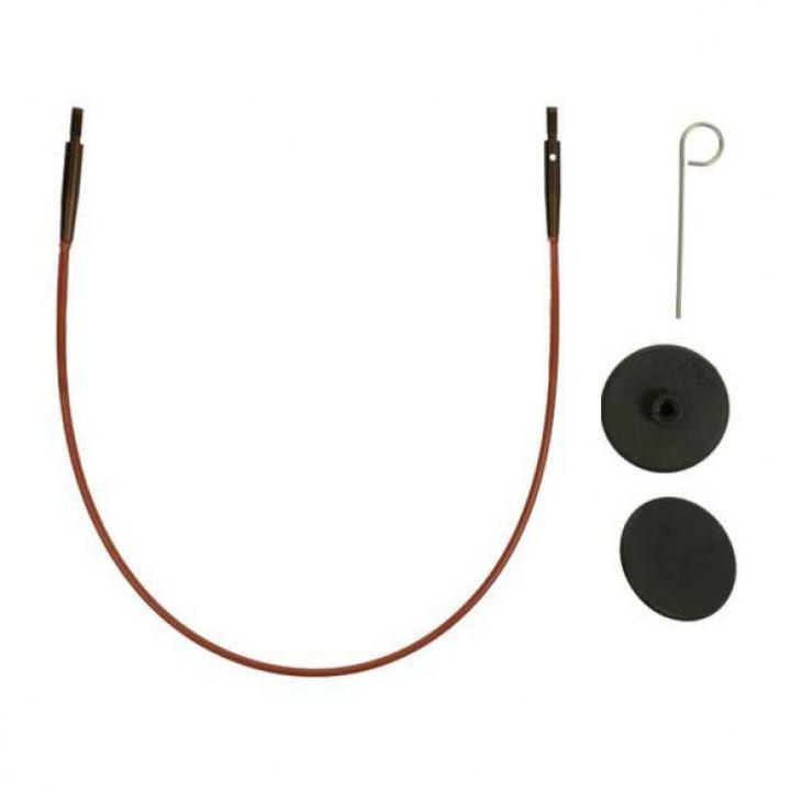 Cabos para agulhas Intercambiáveis 40cm KnitPro Ginger