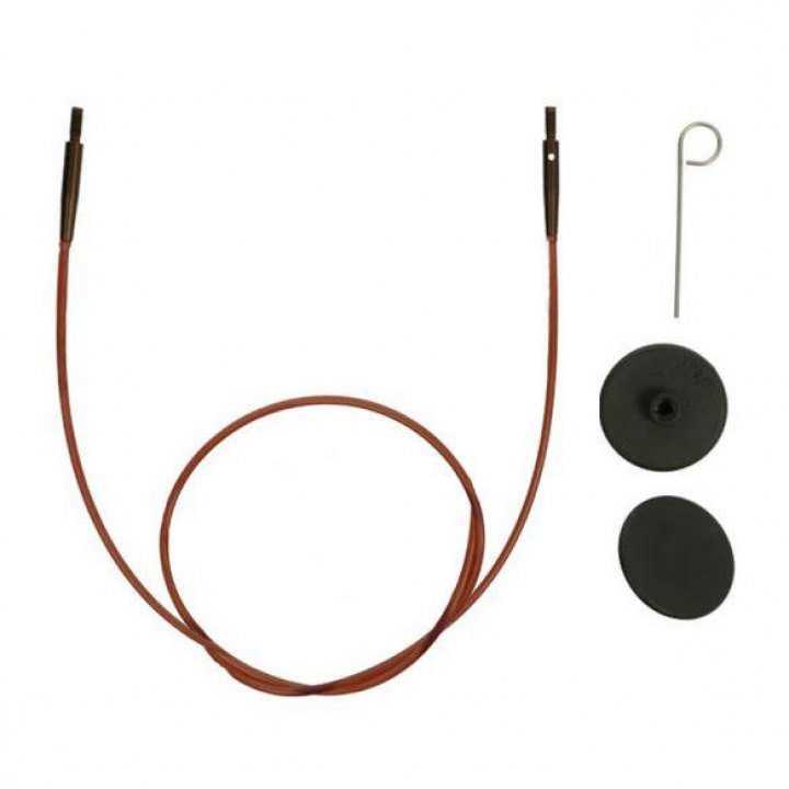 Cabos para agulhas Intercambiáveis 60cm KnitPro Ginger
